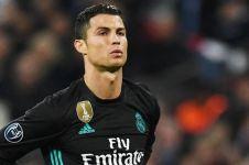 Unik, teori serba 7 di balik prediksi kepindahan Ronaldo ke Juventus
