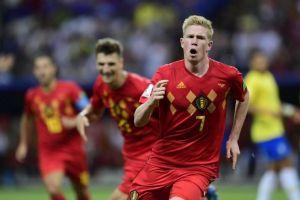 Sukses jegal langkah Brasil, begini komentar 3 penggawa Belgia