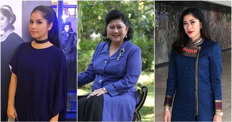 Ani Yudhoyono ulang tahun, cara 2 menantunya beri ucapan ini berbeda
