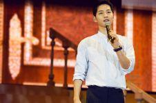Lama vakum, ini yang bakal dilakukan Song Joong-ki usai menikah