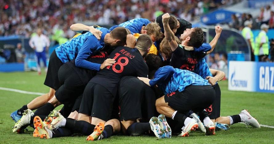 Bek Kroasia terancam dilarang main di semi final gara-gara hal ini