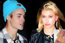 Justin Bieber & Hailey bertunangan, reaksi Selena Gomez jadi sorotan