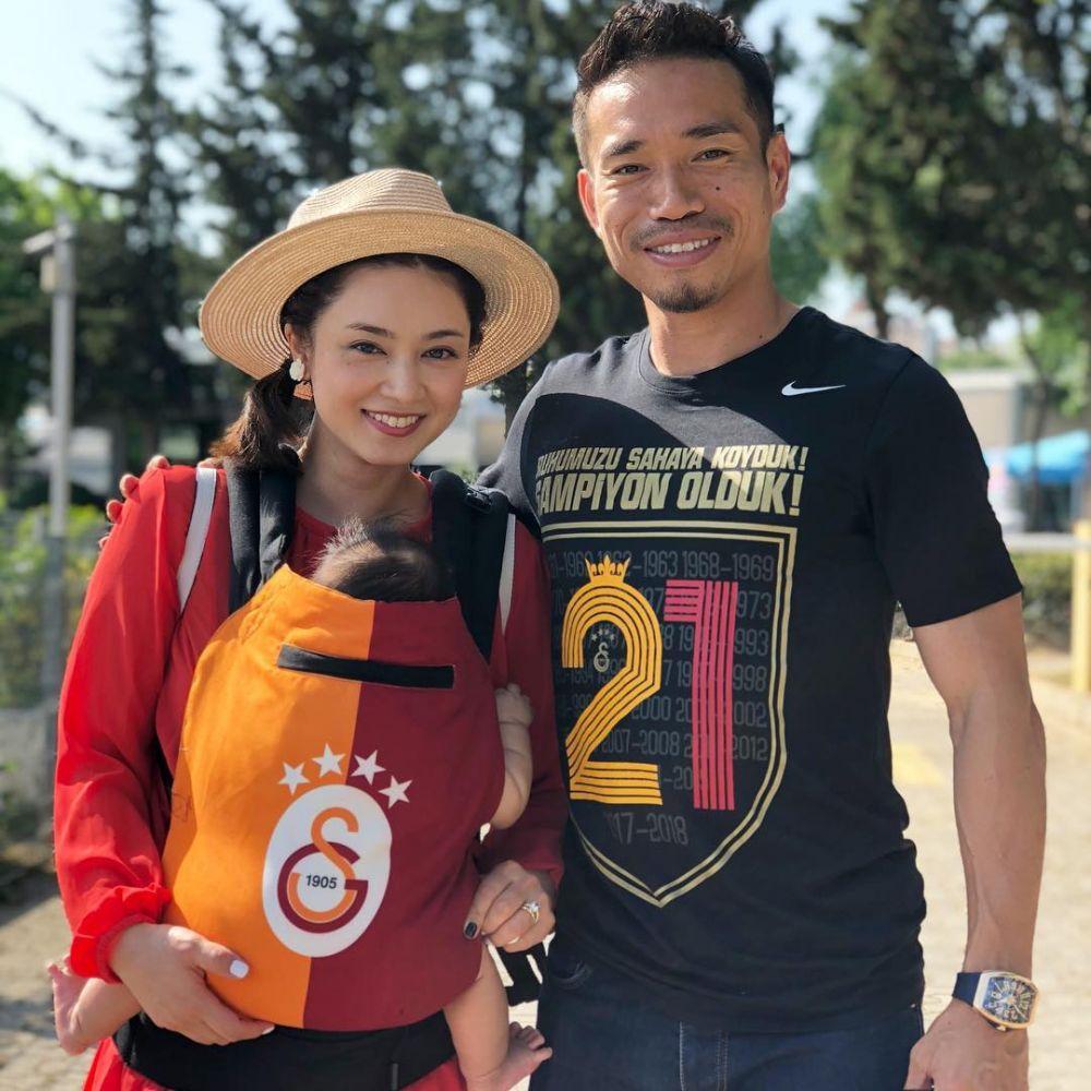 5 Seleb Cantik Jepang Ini Istri Bintang Sepak Bola Piala Dunia