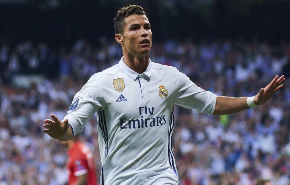 Begini penampakan jersey Cristiano Ronaldo jika pindah ke Juventus