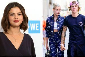 Tanggapan Selena Gomez soal kabar Justin Bieber & Hailey bertunangan