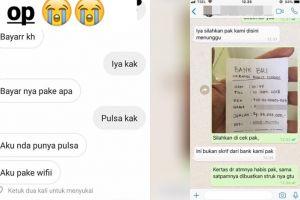 7 Chat pelanggan online shop 'nggak niat bayar' ini kocaknya ngeselin