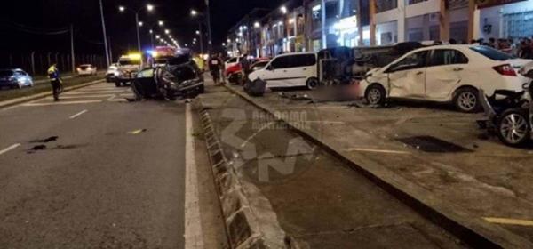 wanita mabuk sebabkan 4 meninggal  © 2018 brilio.net