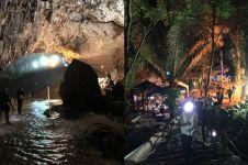 Ini kapal selam mini Elon Musk dalam evakuasi korban terjebak di gua