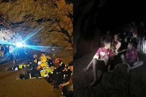 13 Korban dikeluarkan dari dalam gua, ini tahapan evakuasi nan heroik