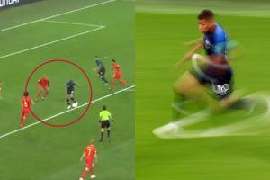 Deretan aksi menakjubkan Mbappe di laga Prancis vs Belgia, wow abis!