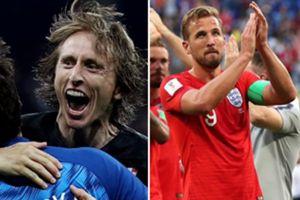 Prediksi Kroasia vs Inggris, peluang emas mengulang catatan sejarah