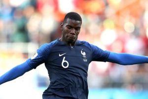 Cuitan Pogba usai Prancis lolos ke final Piala Dunia ini bikin salut