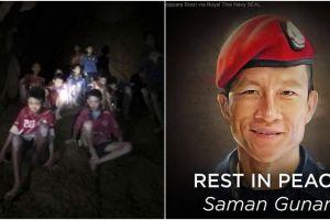 20 Kisah haru di balik penyelamatan 13 orang di gua Thailand, terenyuh
