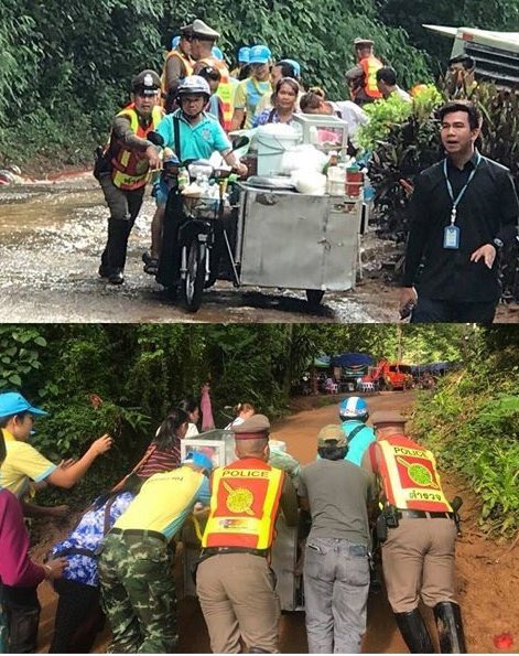 20 kisah haru evakuasi anak thailand wild boar  © 2018 brilio.net