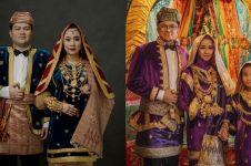 Gagah & elegan, 5 seleb ini menikah dalam balutan busana adat Minang