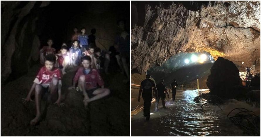 7 Pelajaran yang bisa dipetik dari proses evakuasi 12 anak Thailand