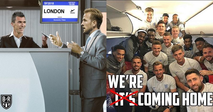 10 Meme 'Inggris coming home' ini kocaknya bikin ketawa tapi kasihan