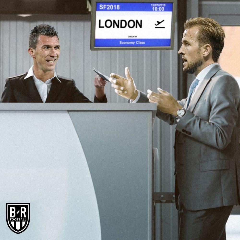 Meme kocak Inggris kalah © 2018 brilio.net