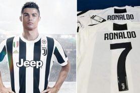 Pemain Juventus ini relakan nomor punggung 7 untuk CR7, pesannya haru