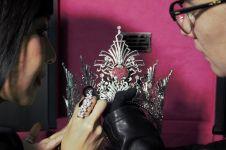 Ini penampakan mahkota juara Miss Grand Indonesia seharga Rp 3 miliar
