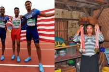 7 Potret kondisi rumah renta Zohri sang juara dunia lari 100 M