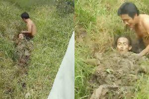 Viral, video pria tersetrum dikira sudah meninggal namun hidup lagi