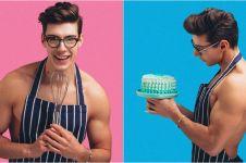 Matt Adlard, cowok tampan pembuat kue yang bikin kamu gagal fokus