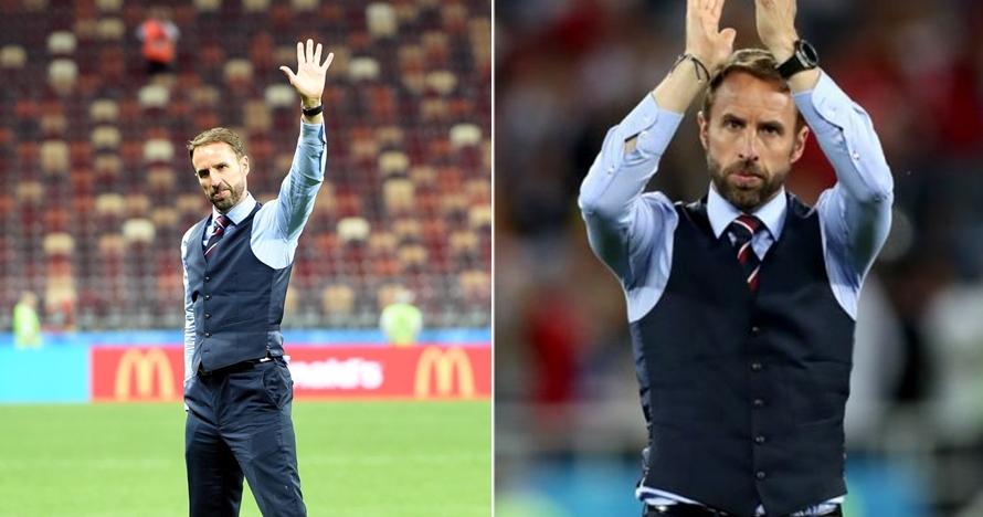Jelang laga terakhir, terungkap pesan mengharukan pelatih Inggris
