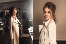 10 Penampilan stylish Izabel Andrijanic, si jelita istri Mateo Kovacic