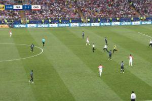 Ini dua pemain yang jadi sasaran penyusup di final Prancis vs Kroasia