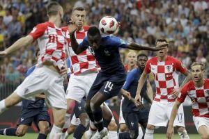 Perisic handball atau tidak? Ini pendapat 3 legenda sepak bola