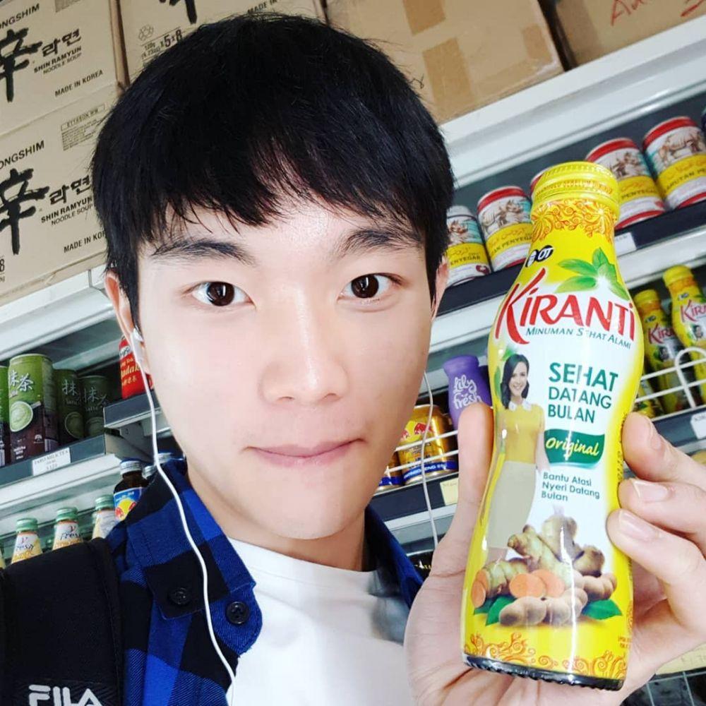 youtuber korea parodi aku jijik © Instagram/@kkmn99