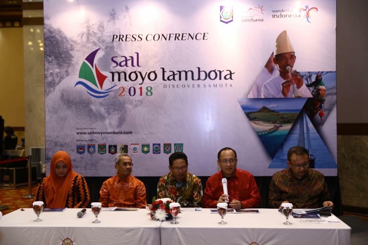3 Fakta menarik tentang Sail Indonesia Moyo Tambora
