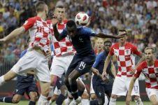 Kontroversi kado penalti Perancis, begini aturan FIFA soal handball