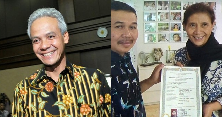 Menteri Susi lulus SMA, reaksi Ganjar Pranowo ini kocak abis