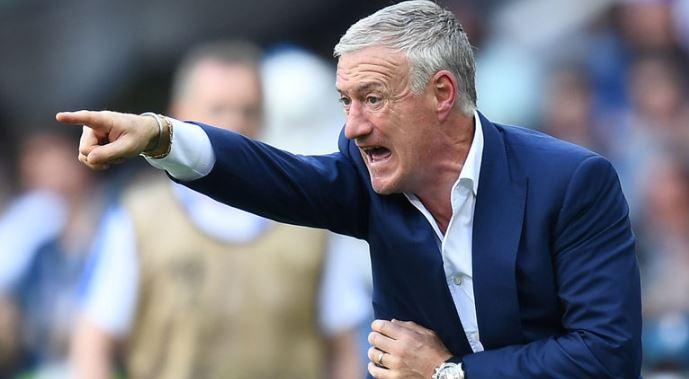 Rayakan Prancis juara Piala Dunia, ini kejutan buat Didier Deschamps