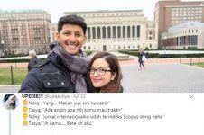 10 Imajinasi jika Randi dan Tasya Kamila bertengkar ini lucu abis
