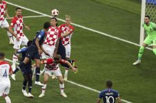 Gol bunuh diri Mandzukic disebut tidak sah, ini alasannya