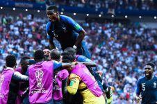 Ini deretan pemain bola Piala Dunia 2018 terpopuler di Facebook