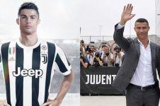9 tahun di Real Madrid, momen ini yang memicu CR7  pindah ke Juventus