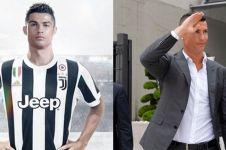 5 Komentar perdana CR7 di Juventus, ada pesan untuk Lionel Messi