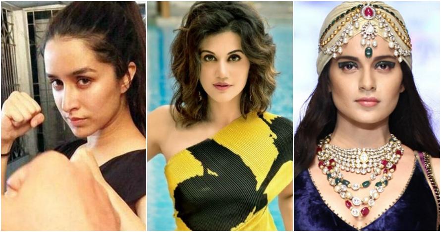 5 Aktris India ini akan berperan jadi tokoh wanita, ada penembak jitu