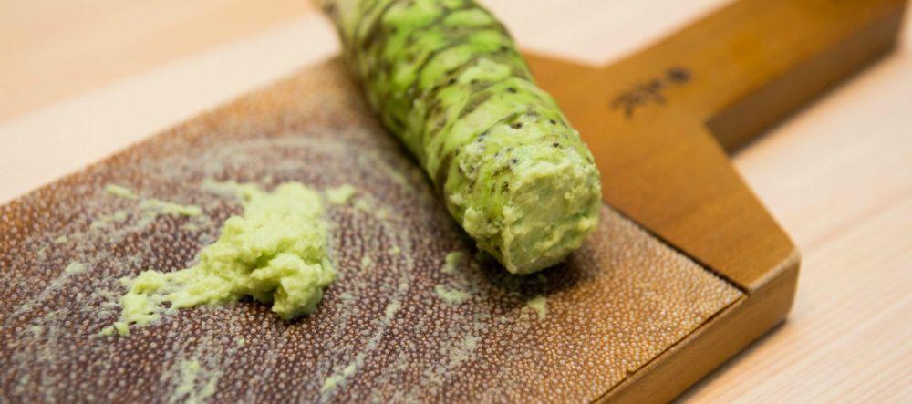 pedasnya wasabi © 2018 Istimewa