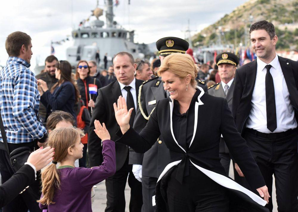 24 aktivitas presiden kroasia  © 2018 brilio.net