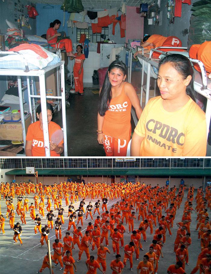 penjara unik Istimewa