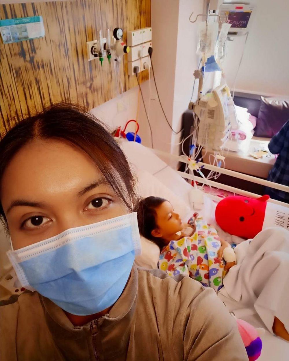 Anak seleb kena leukimia  © 2018 brilio.net