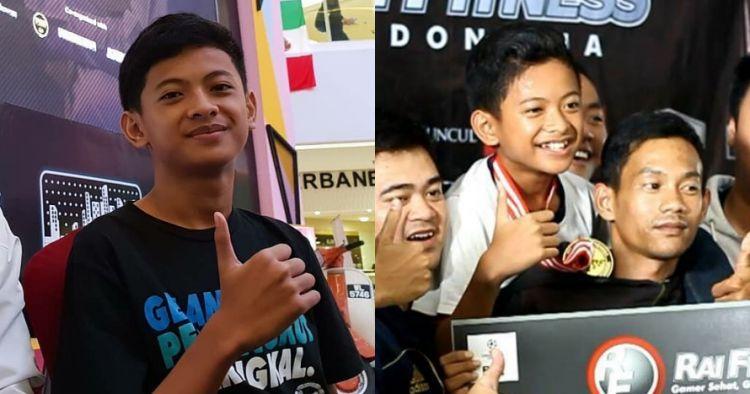 7 Prestasi memukau Rizky Faidan, atlet belia Esport PES Indonesia