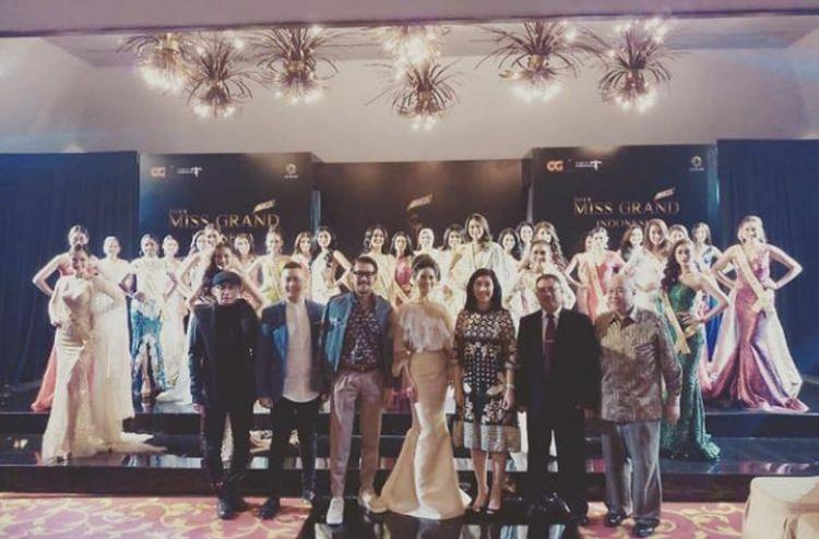 Babak preliminary, pesona finalis Miss Grand Indonesia curi perhatian