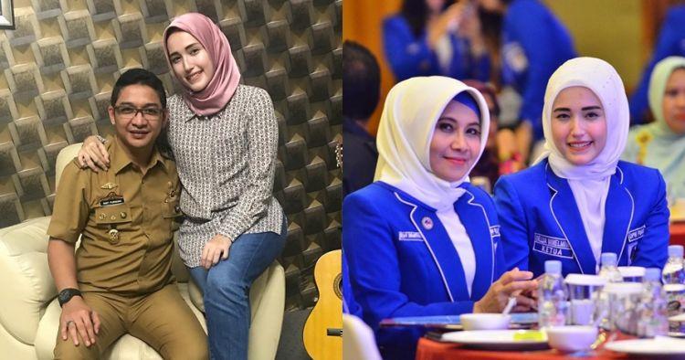 Ikuti jejak suami terjun ke politik, istri Pasha daftar Bacaleg DPR RI