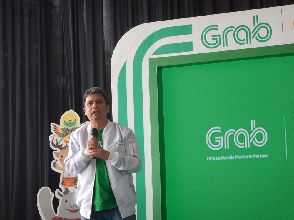 Jelang Asian Games 2018, begini cara Grab kobarkan semangat kemenangan © 2018 brilio.net